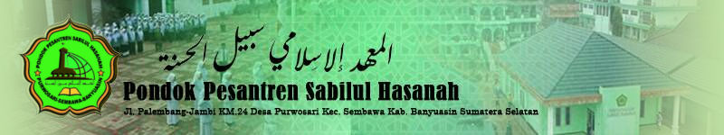 Pondok Pesantren Sabilul Hasanah