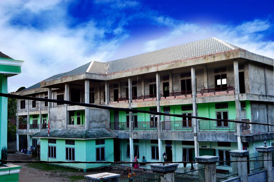 Gedung Madrasah Muallimin Muallimat
