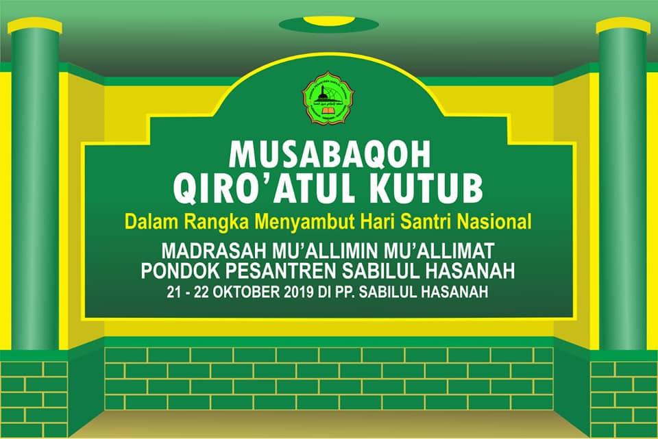 Lomba MQK di Sabilul Hasanah