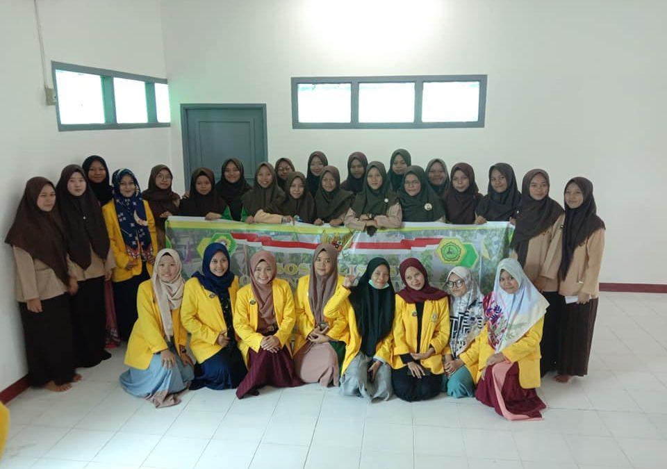 Sosialisasi Alumni yang melanjutkan di UNSRI