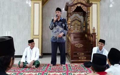 Kunjungan Guru Besar UIN Sunan Ampel ke Sabilul Hasanah